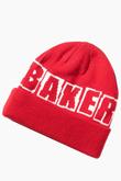 Czapka Zimowa Baker Big Brand Logo