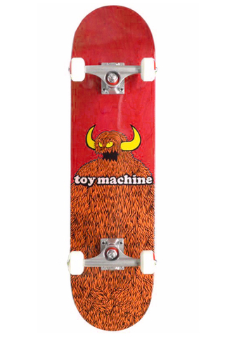 Deskorolka Toy Machine Furry Monster