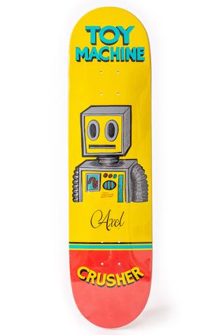Blat Toy Machine Axel Pen & Ink