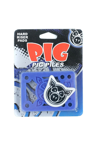 Podkładki Pig Piles 1/8 Hard Riser