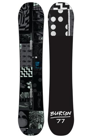 Deska Snowboardowa Burton Amplifier 147