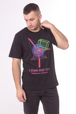Koszulka Oddity I can see You