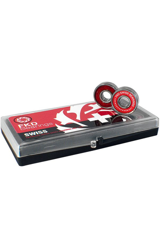 Łożyska FKD Bearings Swiss Skateboard Bearings