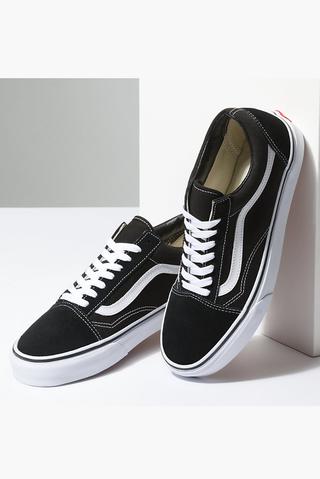 Buty Vans Old Skool Black
