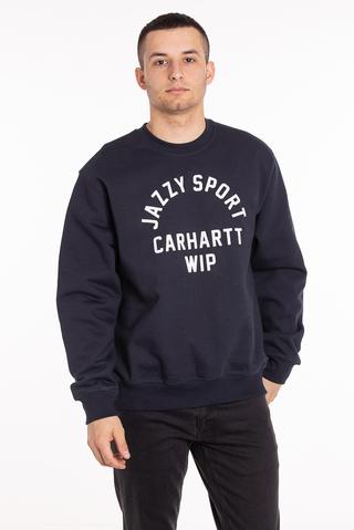 Bluza Carhartt WIP Jazzy Sport X RELEVANT PARTIES