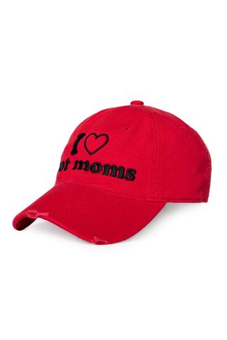 Czapka 2005 I <3 Hot Moms