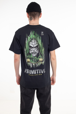 Koszulka Primitive X Marvel Doom