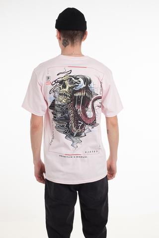 Koszulka Primitive X Marvel Venom