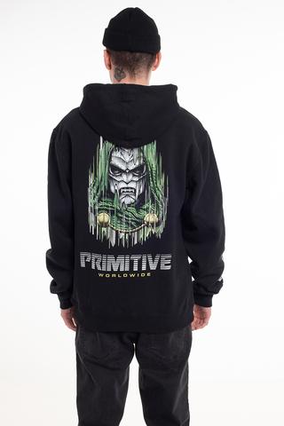 Bluza Kaptur Primitive X Marvel Doom