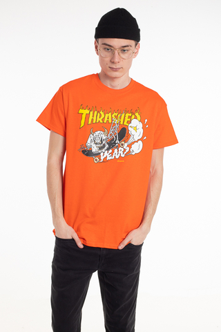 Koszulka Thrasher 40 Years Neckface