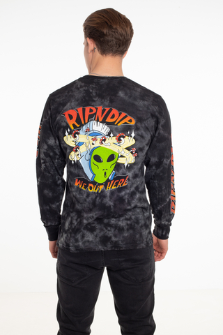 Longsleeve Ripndip Out Of This World