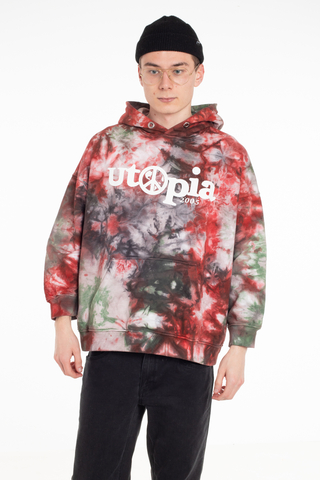 Bluza Kaptur 2005 Utopia Dyed