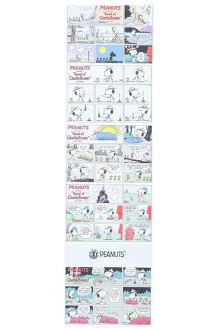 Grip Element x Peanuts Comic