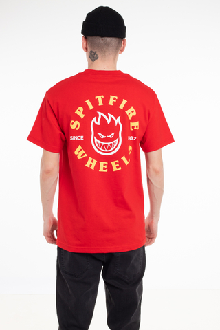Koszulka Spitfire Big Head Classic Pocket