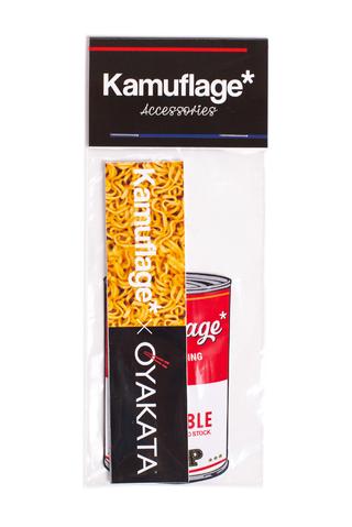 Kamuflage X OYAKATA Sticker Pack