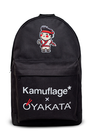Plecak Kamuflage X OYAKATA Master 22L