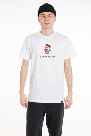 Koszulka Kamuflage X OYAKATA Noodle Master