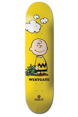 Blat Element X Peanuts Charlie Brown Westgate