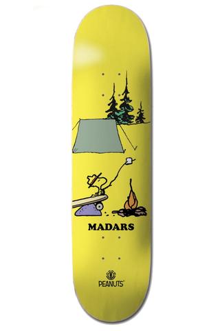 Blat Element X Peanuts Woodstock Madras