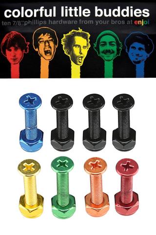 "Montażówki Enjoi Colorful Little Buddies 1"""