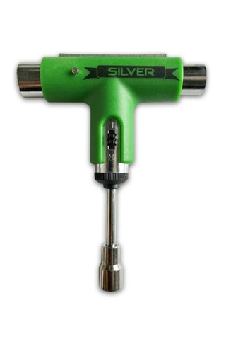 Klucz Silver Premium Skateboard Tool