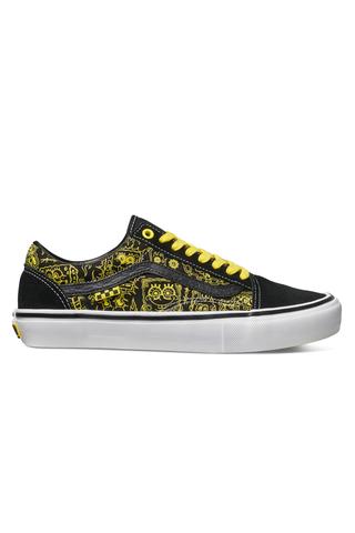 Buty Vans X Spongebob Gigliotti Skate Old Skool