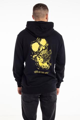 Bluza Kaptur Vans X Spongebob Gigliotti Skull