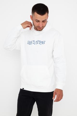 Bluza Kaptur Raw Hide OG Logo Stroke
