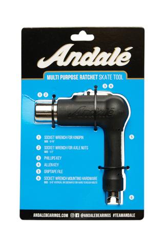Klucz Andale Ratchet