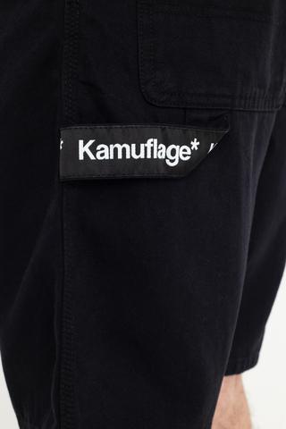 Szorty Kamuflage Workpants