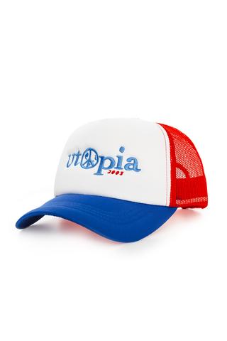 Czapka 2005 Utopia Trucker