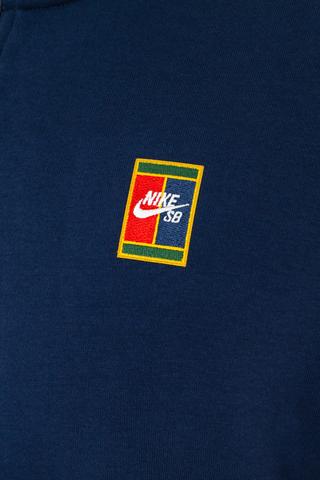 Bluza Nike SB Graphic 1/2-Zip Skate Top