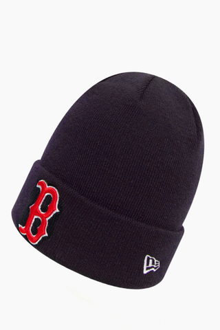 Czapka Zimowa New Era Boston Red Sox Essential Cuff