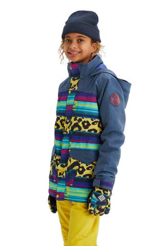 Kurtka Snowboardowa Dziecięca Burton Elstar