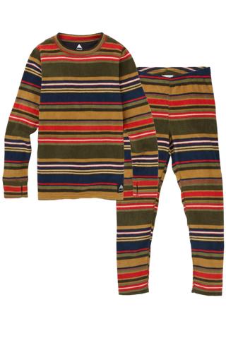 Komplet Termoaktywny Dziecięcy Burton Fleece Base Layer