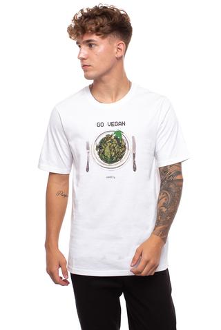 Koszulka Oddity Go Vegan