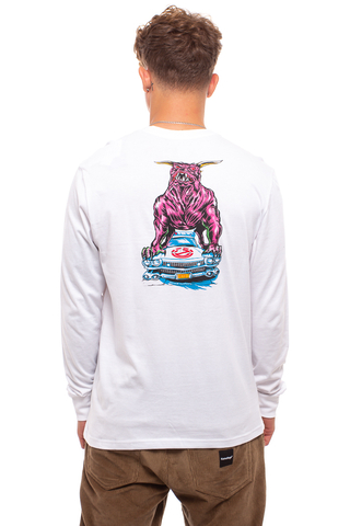 Longsleeve Element X Ghostbusters Crushed