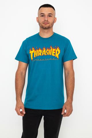 Koszulka Thrasher Flame Logo