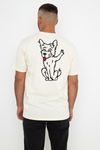 Koszulka Vans Dog Off The Wall X Tyson Peterson