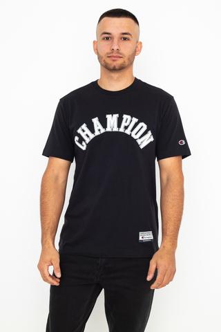 Koszulka Champion Collegiate Logo Organic Cotton