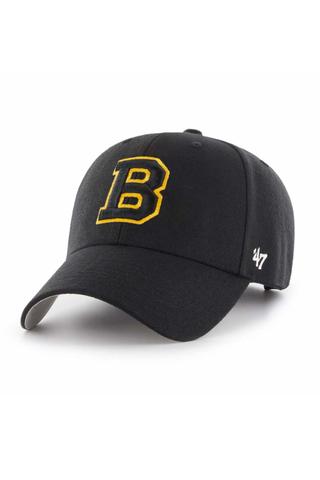Czapka 47 Brand Boston Bruins MVP