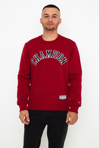 Bluza Champion Collegiate Logo Organic Cotton
