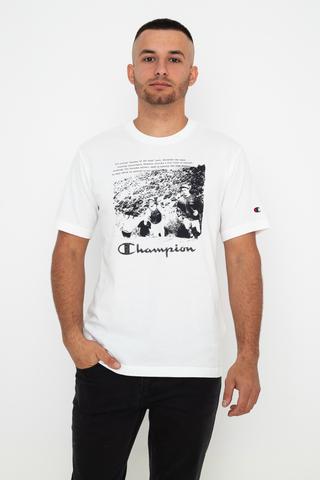 Koszulka Champion Athletic Organic Cotton
