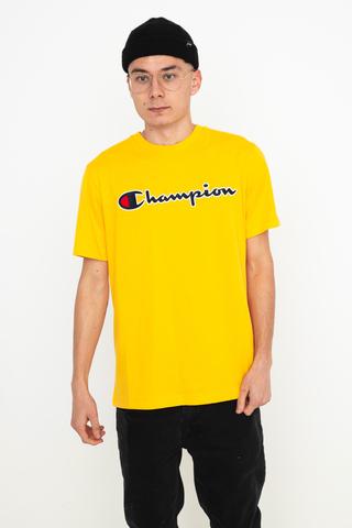 Koszulka Champion Organic Cotton Script Logo