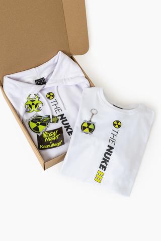Box Toxic White