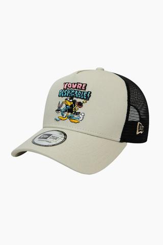 Czapka New Era X Daffy Duck Character Trucker
