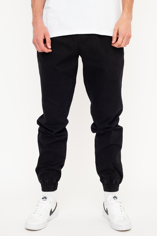 Spodnie New Bad Line Jeans Jogger Icon