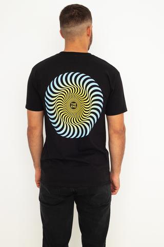 Koszulka Spitfire Classic Swirl Fade
