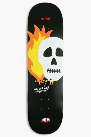 Blat Enjoi Skulls and Flames