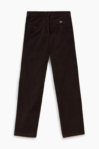 Spodnie Vans Authentic Chino Cord